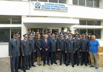 Εγκαίνια του νέου αστυνομικού τμήματος Λίμνης Πλαστήρα