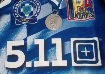 Μεγάλη  διάκριση για τον Παπαδάκη &#8211; 2<sub>ος</sub> overall κατηγορίας classic στον Πανελλήνιο αγώνα IPSC