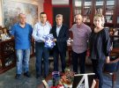 Eπίσκεψη της Τοπικής Διοίκησης Λάρισας στον Περιφερειάρχη Θεσσαλίας κ. ΑΓΟΡΑΣΤΟ Κωνσταντίνο