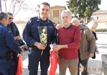 Πρωτοχρονιάτικη πίτα της ΙΡΑ Σάμου για τους απεσπασμένους Αστυνομικούς στην Διμοιρία Υποστήριξης και τους Αστυνομικούς που υπηρετούν στο Άσυλο
