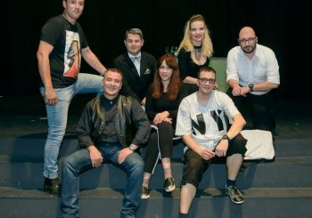 Θεατρικό έργο «Η Γραμμή» του Ίσραελ Χόροβιτς από την ΘεατρόPolice