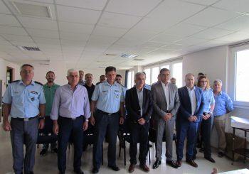 Επίσκεψη Γενικού Γραμματέα Δημόσιας Τάξης κ. Αναγνωστάκη Δημητρίου στη Στερεά Ελλάδα –  ΙΡΑ Φωκίδας