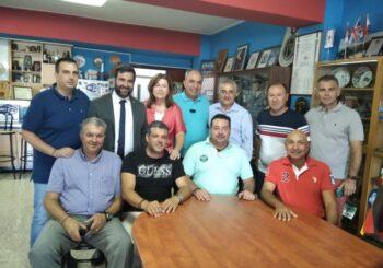 Συγκροτήθηκε σε σώμα το νεοκλεγέν Δ.Σ. του Ελληνικού Τμήματος της Διεθνούς Ενωσης Αστυνομικών(ipa)