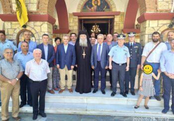 """Εορτασμός Προστάτη της Διεθνούς Ένωσης Αστυνομικών """"Αποστόλου Παύλου"""" – ΙΡΑ Αττικής"""