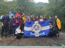 Ανάβαση στο Οροπέδιο των Μουσών – Διεθνή Ένωση Αστυνομικών / Τοπική Διοίκηση Πιερίας